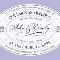 Vector Clipart Lace Vintage Invitation Frame and Border