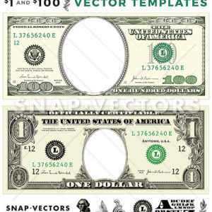 Vector-1-and-100-Template-Set