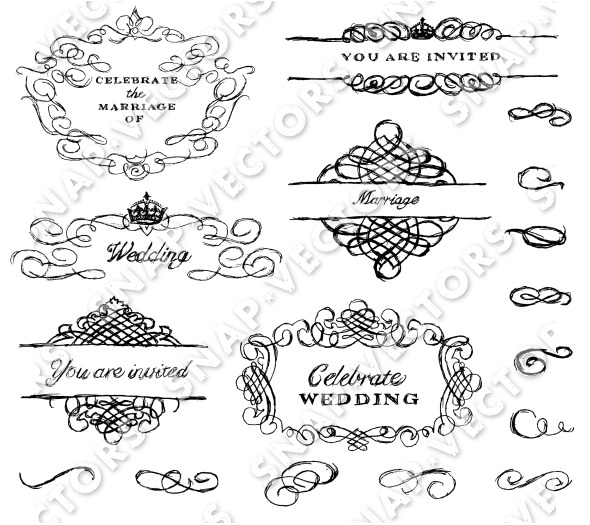 Wedding Ornaments
