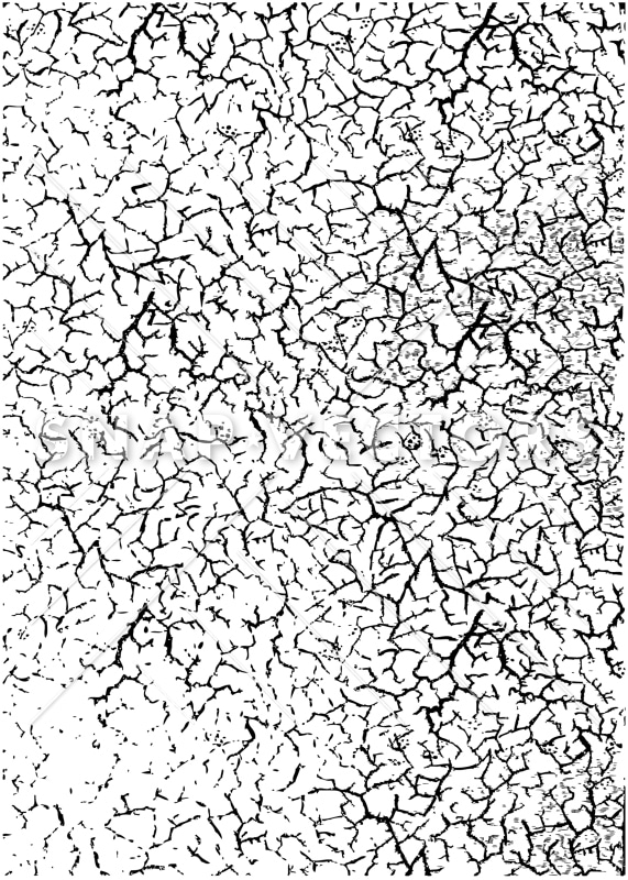 Vector Cracked Dirt and Grunge Texture